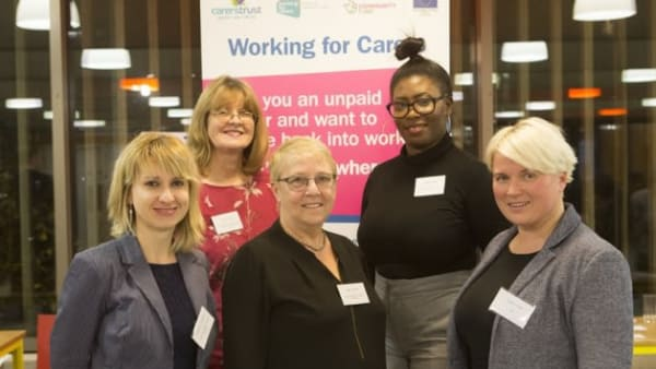 Working for Carers